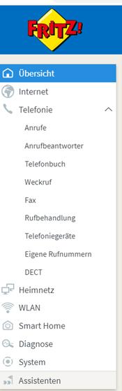 02 Fritz Box - Telefoniegeräte - neues Gerät einrichten.