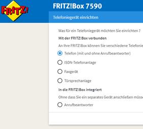 03 Fritz Box - Telefoniegeräte - Telefon (mit und ohne Anrufbeantworter)